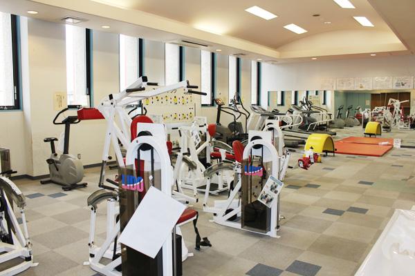 トレーニング室|アクティー米沢